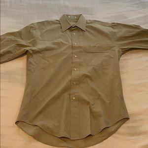 Men's Yves Saint Laurent dress shirt 15/32-33